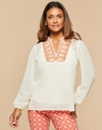 Analyn Tunic Pink House