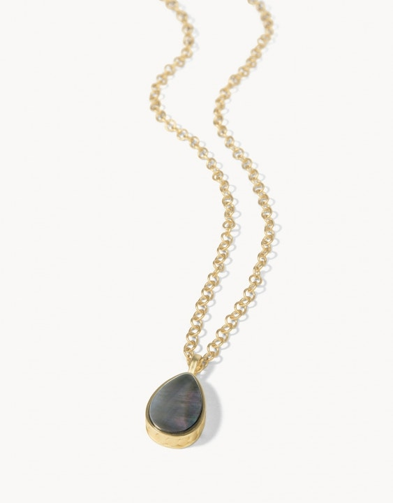 Naia Teardrop Necklace