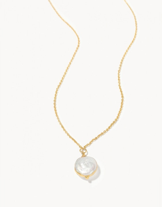 Oh Shell Over 40 Necklace
