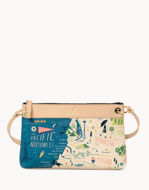 Pacific Northwest Crossbody