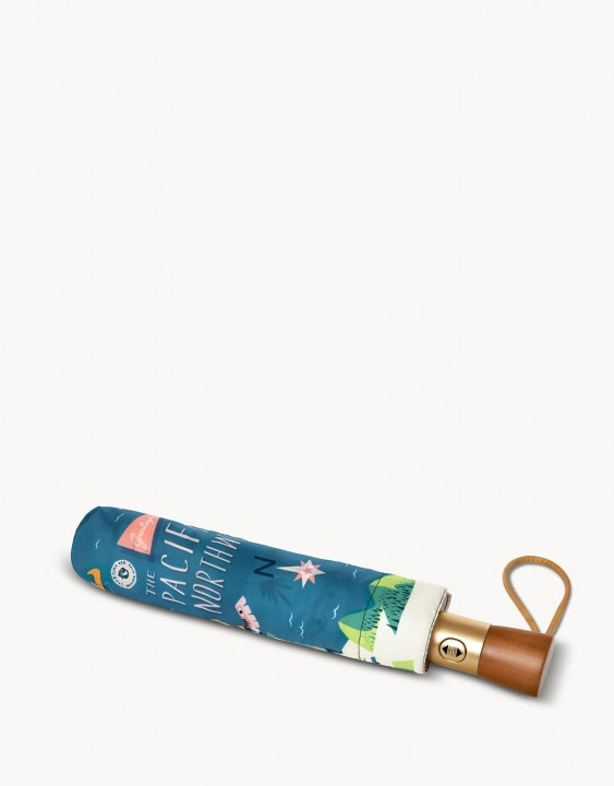 Pacific Northwest Travel Umbrella