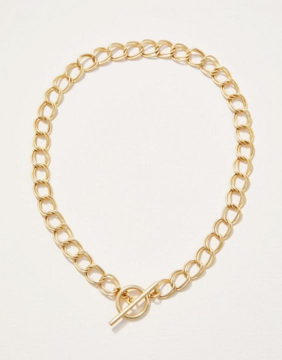 Everly Chain Toggle Necklace