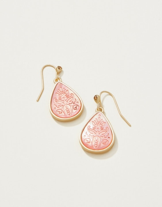 Willa Carved Earrings