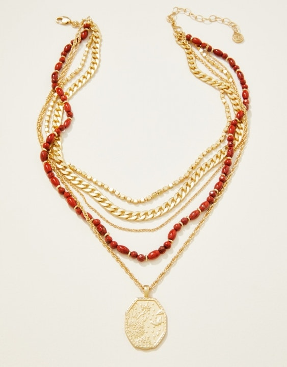 Farmers Market Layering Necklace