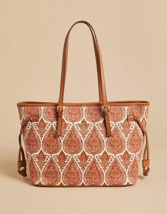 Pink House Jetsetter Tote