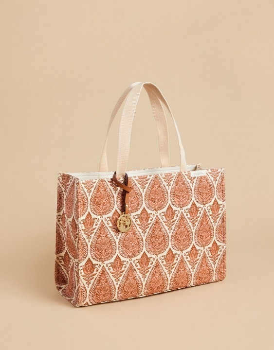 Pink House Market Tote