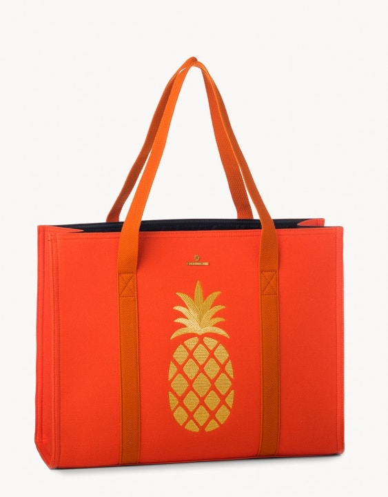 Carry All Tote Pineapple