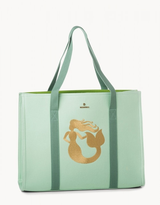 Carry All Tote Mermaid