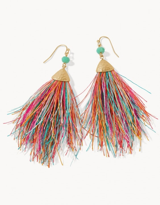 Mariana Fringe Earrings