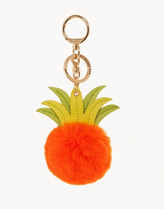 Poof Icon Keychain