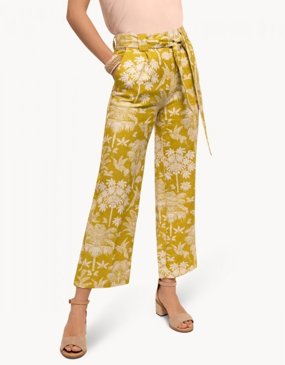 Lawton Crop Pant