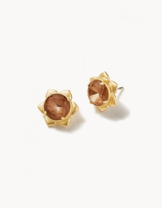Magnolia Stud Earrings