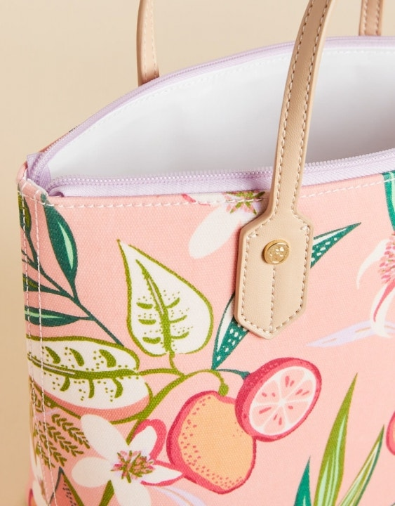 Pink Lemonade Out to Lunch Bag
