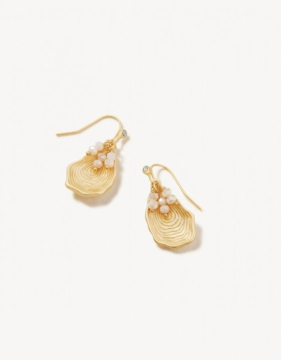 Oyster Alley Earrings