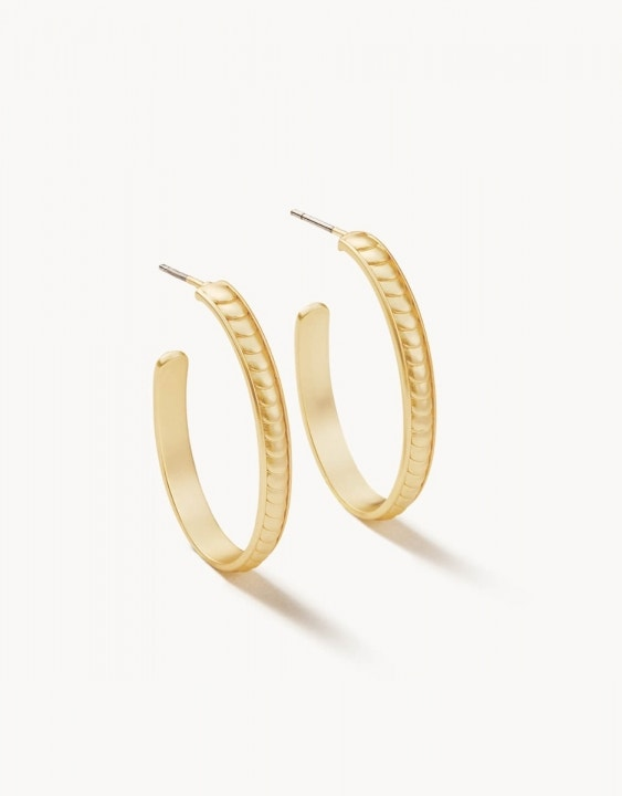 Naia Bitty Hoop Earrings