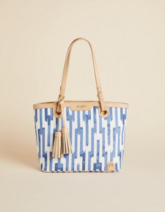 Oyster Alley Island Tote