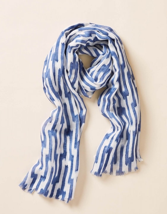 Oyster Alley Scarf