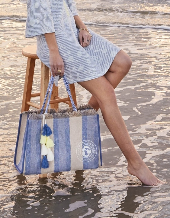 Oyster Alley Seacoast Tote