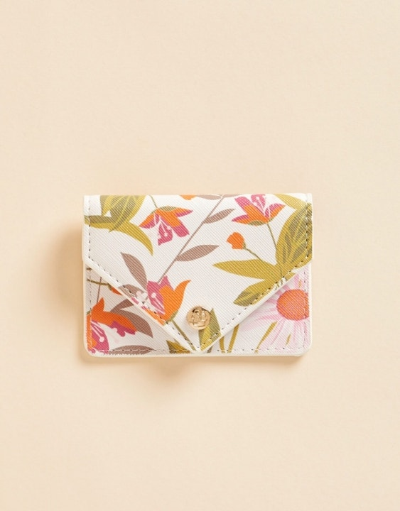 Audubon Wildflower Envelope Card Holder