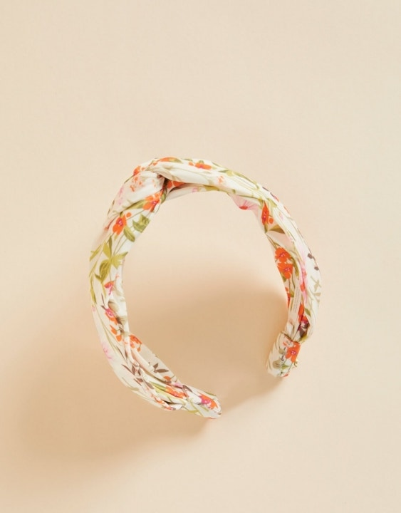 Audubon Wildflower Twisted Headband