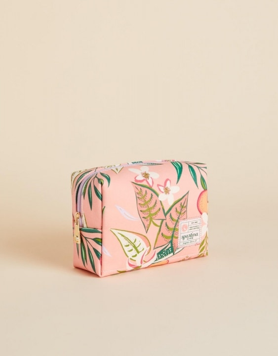 Pink Lemonade Cosmetic Case