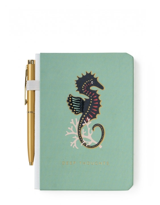Mystic Pocket Pen Notebook