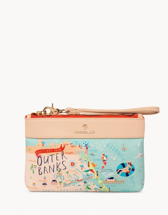 Outer Banks Scout Wristlet