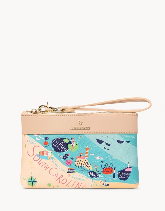 Sea Islands Scout Wristlet