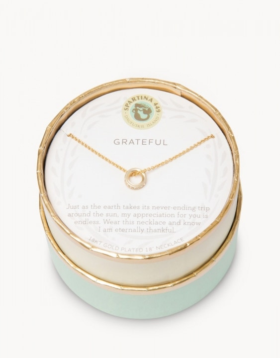 Sea La Vie Grateful Necklace