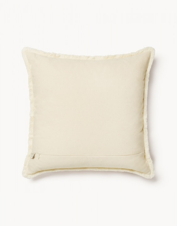 Hawaiian Islands Embroidered Pillow
