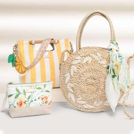 New Bags & Accessories