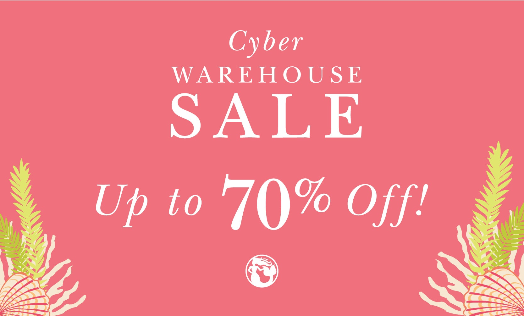 Cyber Warehouse Sale