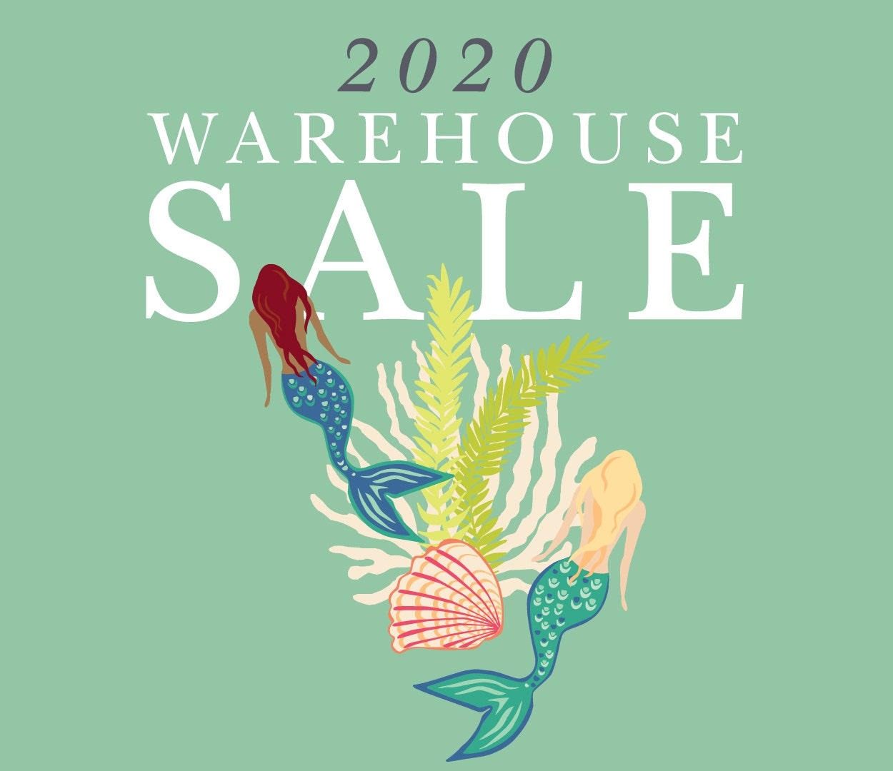 The 8th Annual Warehouse Sale